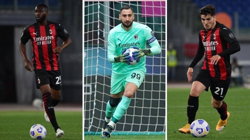 Milan,<br /> piano Champions: si parte con Pioli fino al 2024,<br /> poi Gigio,<br /> Tomori,<br /> Diaz e...