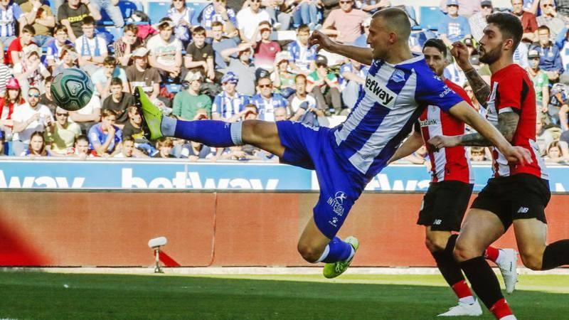 Milan,<br /> ricordi Rodrigo Ely? Prestazione super,<br /> � nella top 11 di giornata della Liga