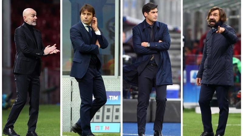Milan solido,<br /> Inter riposata,<br /> Roma sorpresa,<br /> Juve stellare: chi la spunter�?