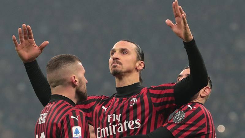 Milan, sventola Ibra:  per la prima volta far� la... bandiera. Ma il futuro � un rebus