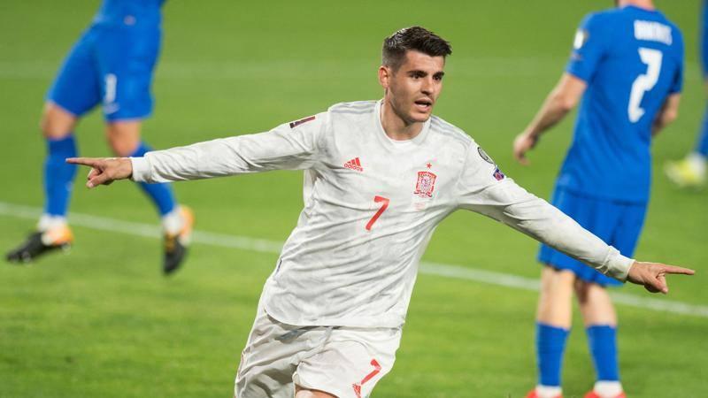 Morata segna ma non fa festa,<br /> Kulusevski... il contrario. E Szczesny ne becca 3