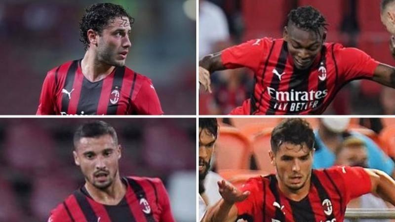 Non solo Florenzi: da Calabria e Leao a Krunic e Diaz,<br /> ecco tutti i 'trasformisti' del Milan