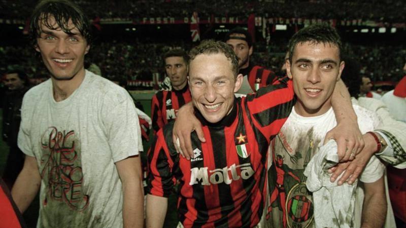 Papin e il Milan champagne: Giroud e Ibra coppia scudetto. Maignan vi conquister�