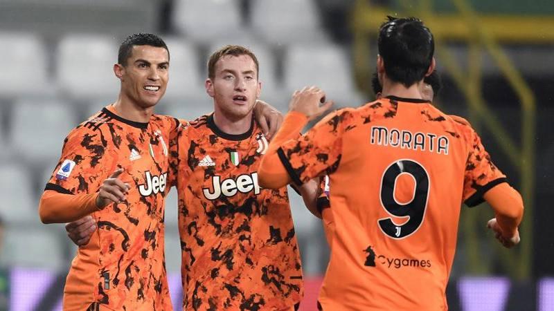 Parma-Juve,<br /> le pagelle: un Moraldo da 8. Per Liverani si salva Kucka: 6