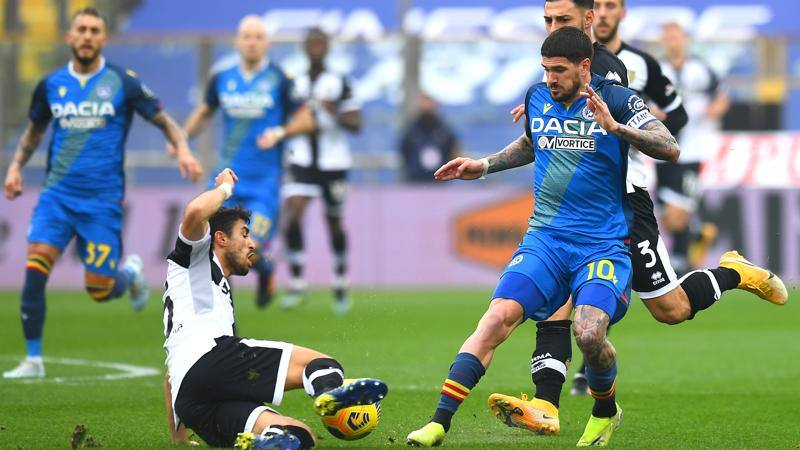 Parma-Udinese,<br /> le pagelle: Cornelius � tornato,<br /> 7. De Paul decisivo: 7,<br />5