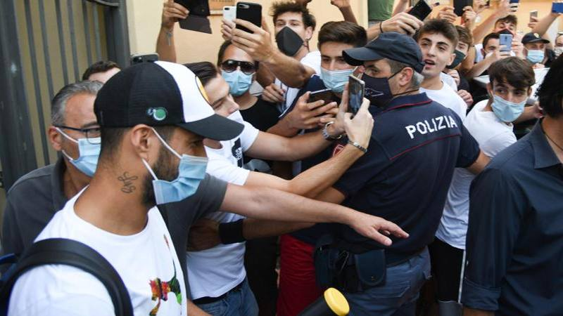 Pasticciaccio Suarez,<br /> per i pm esame di italiano superato con una truffa