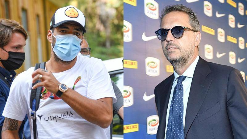 Perugia chiama, Suarez non risponde. Per ora. Paratici: Lo rifarei