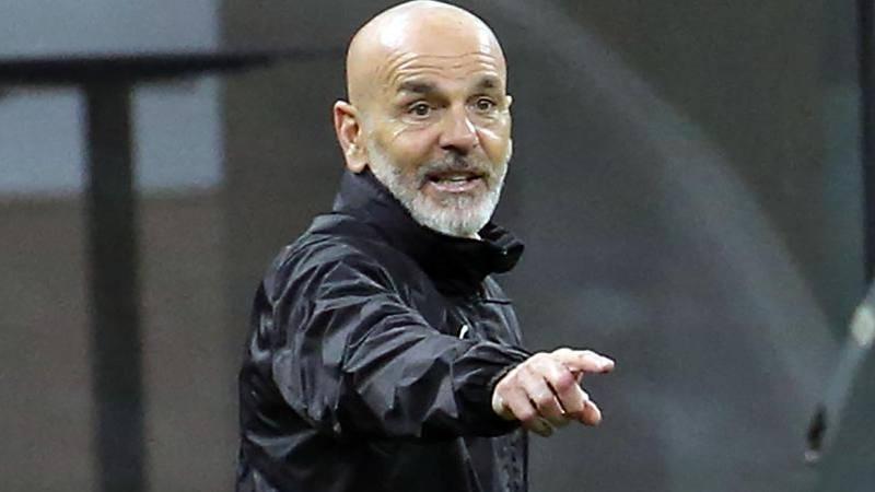 Pioli ritrova il suo Milan: Bella reazione,<br /> con Ibra siamo un'altra squadra