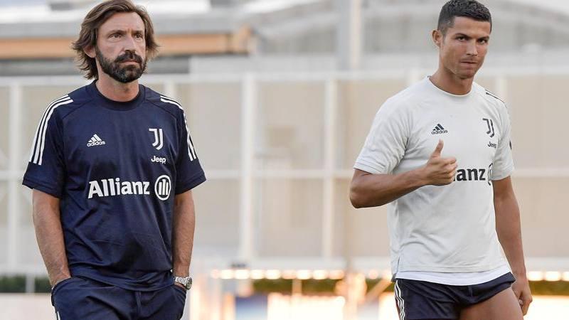 Pirlo e Ronaldo: c?� il patto tra campioni per vincere il decimo scudetto