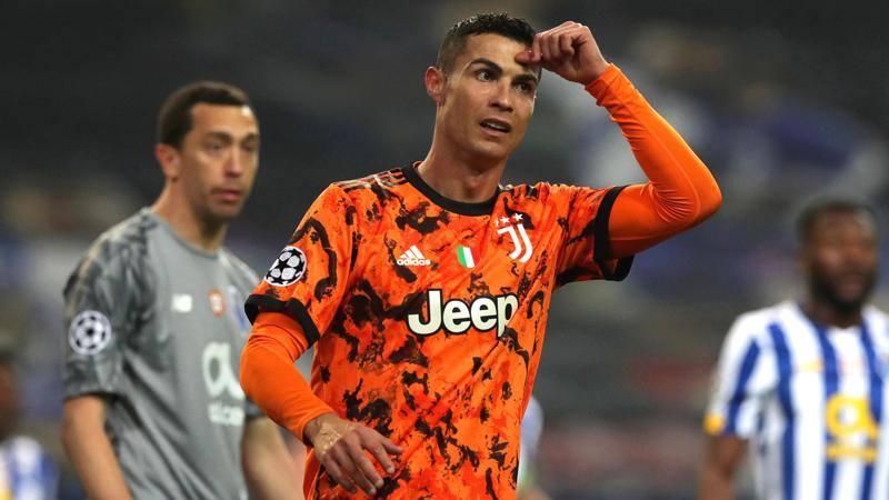 Porto-Juventus,<br /> le pagelle: che scossa Morata,<br /> 6,<br />5. Ronaldo senza idee: 4,<br />5