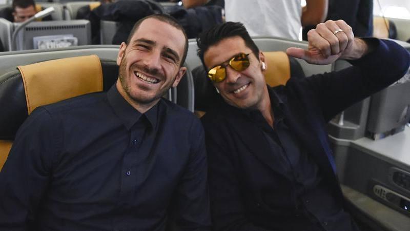 Presenze in A e ?club dei 400?: Buffon e Bonucci in missione per la Juve