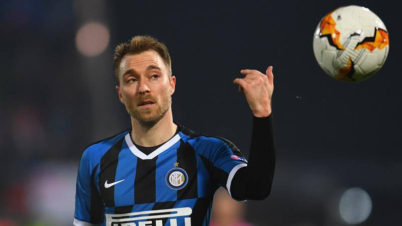 Prima l'Europa,<br /> poi la Juve: cos� Eriksen si prende l?Inter