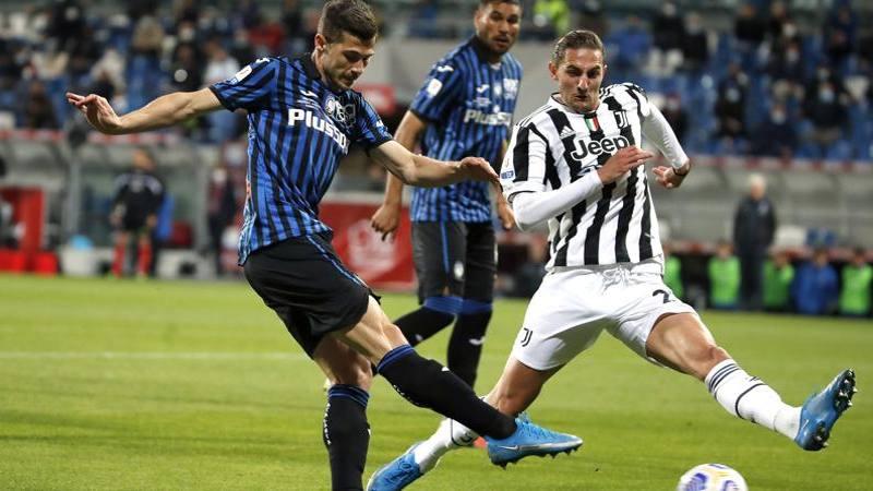 Rabiot su Pessina,<br /> ci stava il rigore. Sul gol di Kulusevski c'� fallo di Cuadrado
