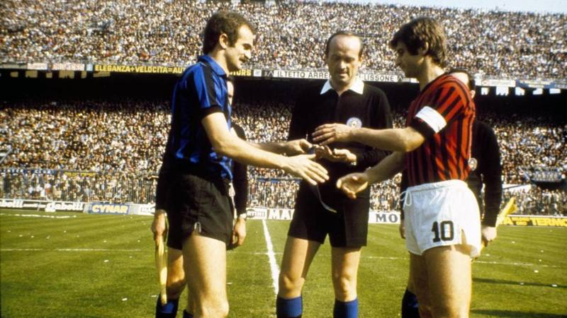 Rivera: Milan,<br /> pensa meno ai soldi e pi� ai giocatori. Messi e CR7? Meglio Pel� e Maradona