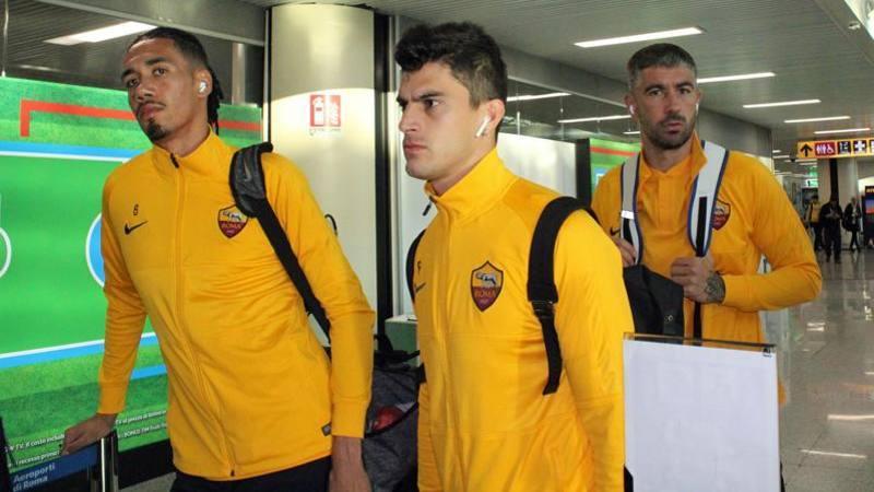 Roma,<br /> ora � ufficiale: giocatori e staff si tagliano 4 mesi di stipendio