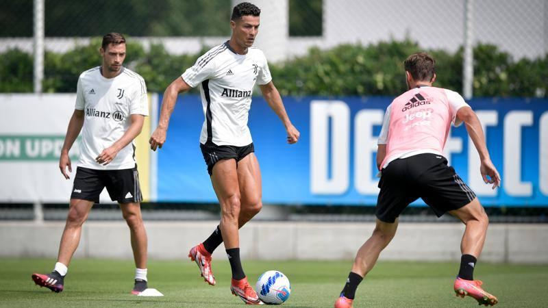 Ronaldo salta il debutto e resta alla Continassa: niente Berlusconi contro il Monza