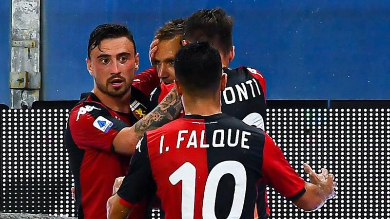 Samp-Genoa, le pagelle: Gabbiadini e Jagiello i migliori. Colley pasticcia: 5