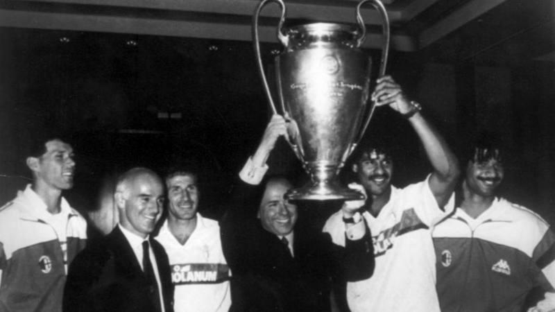 Sampdoria,<br /> Juventus e Milan: 30 anni fa il triplete italiano in Europa