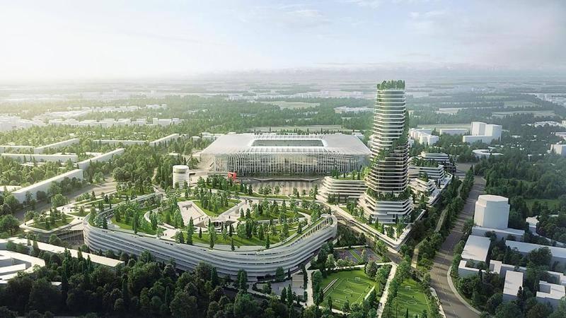 San Siro,<br /> Inter-Milan avanti tutta: per il nuovo stadio obiettivo 2024