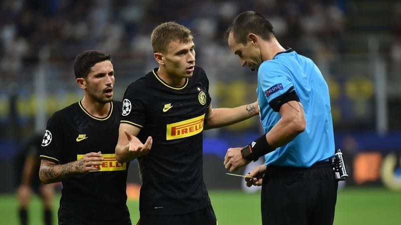 Sensi-Barella, l'Inter riparte dai due azzurri: per Conte sono perfetti