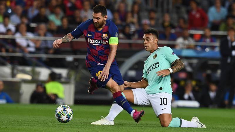Setien: 'Lautaro al Bar�a? Chi non vorrebbe giocare con Messi...'