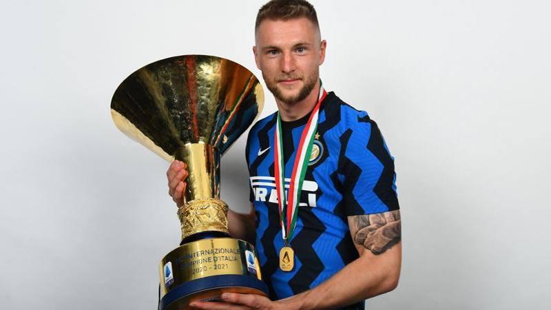 Skriniar: Inter,<br /> siamo noi i campioni. Adesso sono gli altri a doverci inseguire