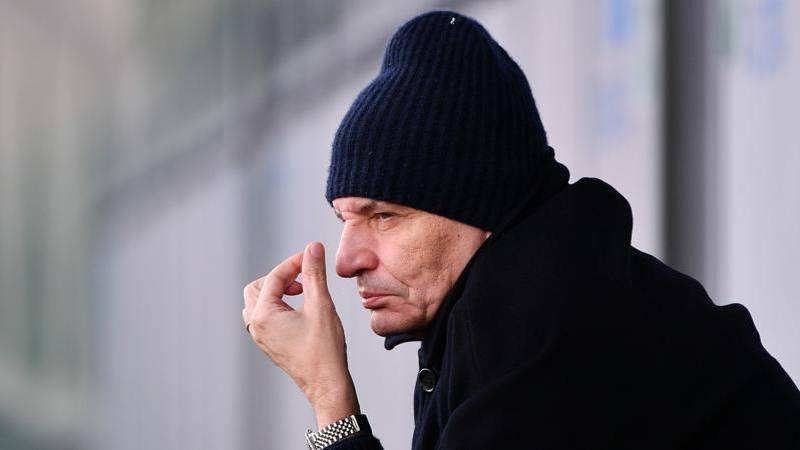 Stirpe: ?Una stagione che va spalmata in due anni: senn� il calcio muore?