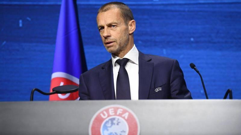 Superlega,<br /> l'Uefa apre il procedimento contro Juve,<br /> Barcellona e Real