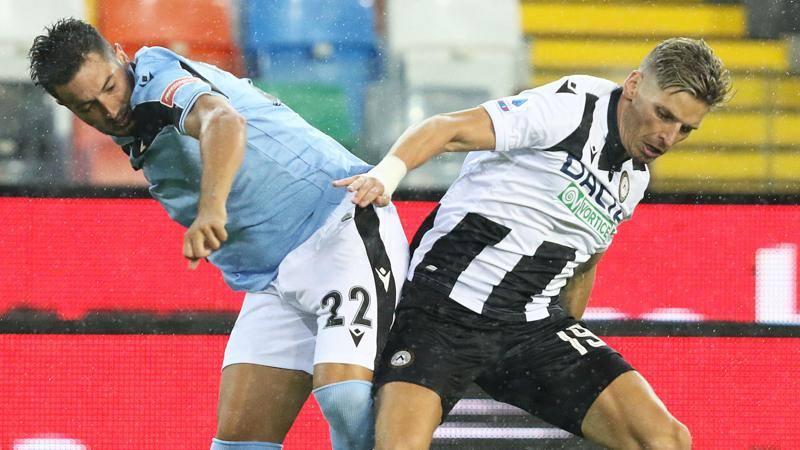 Udinese-Lazio, le pagelle: Stryger Larsen inesauribile, 7. Caicedo fa solo confusione: 5