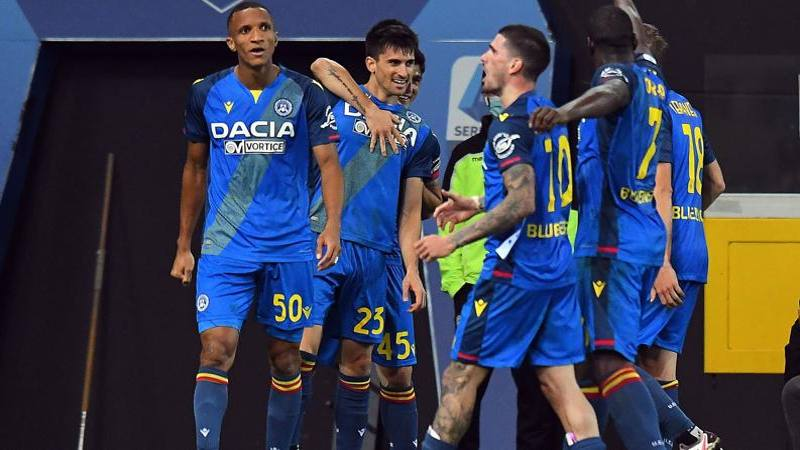 Udinese-Parma, le pagelle: determinante Pereyra (7). Disastro Laurini (5)