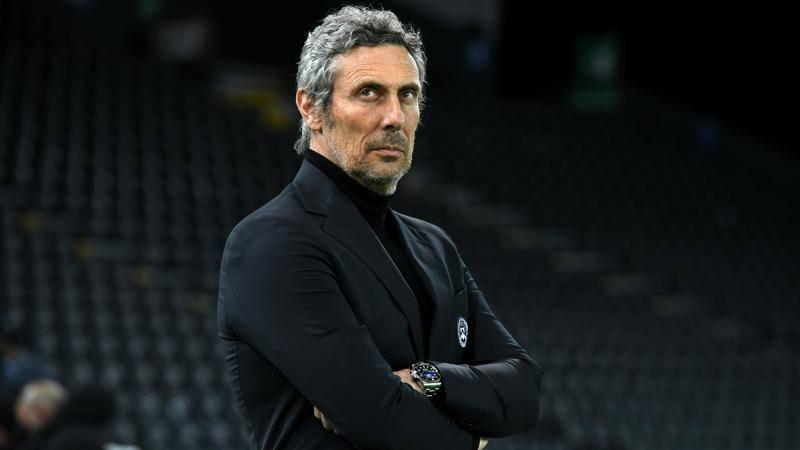 Udinese,<br /> Gotti amaro: Non riusciamo a fare gol neanche a porta vuota?