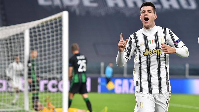 Ufficiale: Morata resta alla Juve per un'altra stagione