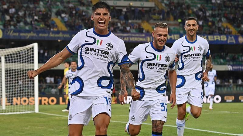 Verona-Inter,<br /> le pagelle: Correa,<br /> uno show da 8. Handa,<br /> che erroraccio: 4,<br />5