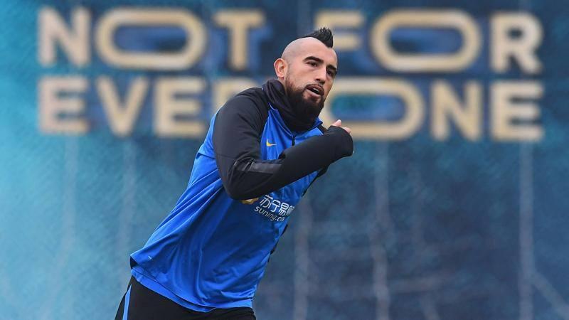 Vidal non nasconde l?Inter: ?Obiettivo scudetto, non ho paura di dirlo?