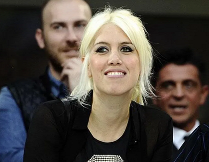 Wanda provoca gli interisti: 'Complimenti ai miei amici del Milan'