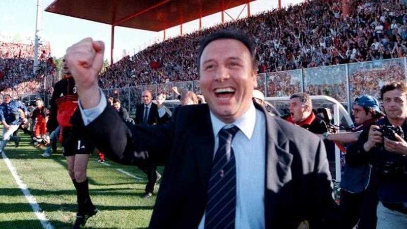 Zaccheroni,<br /> il Milan e lo Scudetto del '99: Ecco cosa dissi ai giocatori