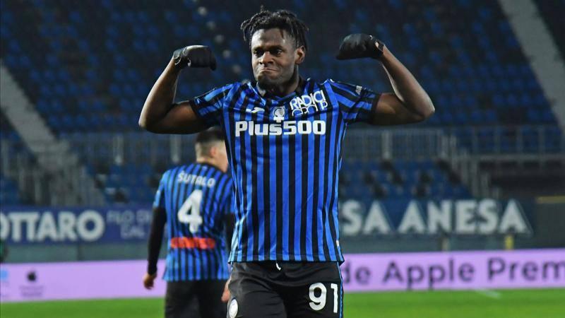 Zapata: Atalanta,<br /> voglio tutto. Inter? Non � la pi� forte. Quelle parole di Ibra...