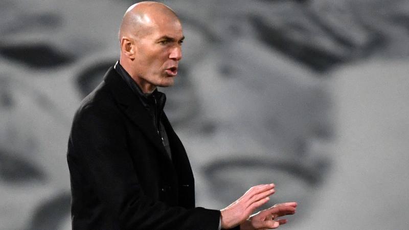 Zidane: Giocato bene difensivamente. L'Atalanta ha avuto una sola occasione...