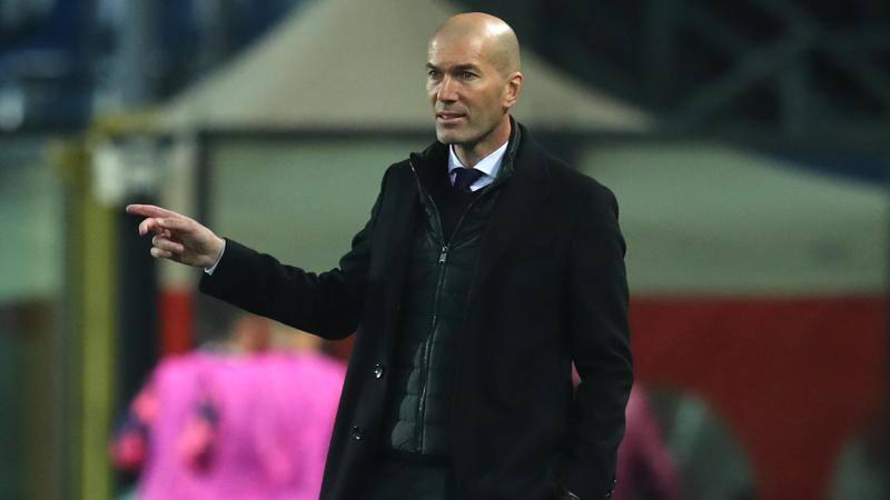 Zidane non si fida: La qualificazione � ancora 50 e 50