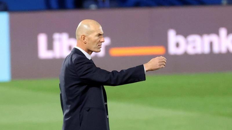 Zidane soddisfatto: 'Tre punti importanti, ma a Milano non sar� facile'