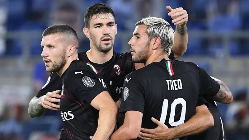 Lazio-Milan, le pagelle: Rebic lascia il segno: 7. Correa non si cala nella parte: 4,5