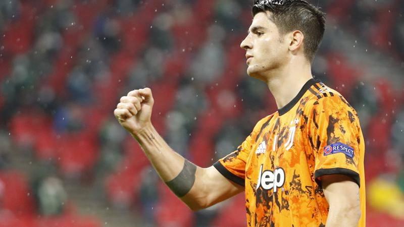 Alvaro, altri due gol per riprendersi la Juve: Qui mi sento desiderato