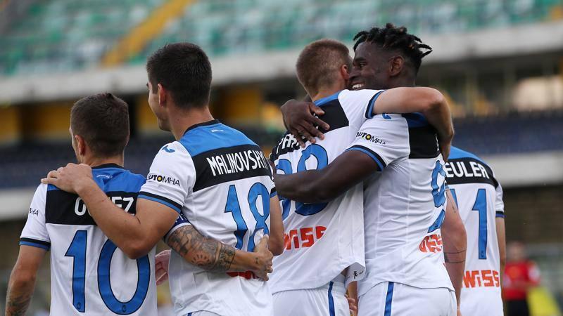 Atalanta e Inter in Champions, Spal in B... I 5 verdetti della 34� giornata