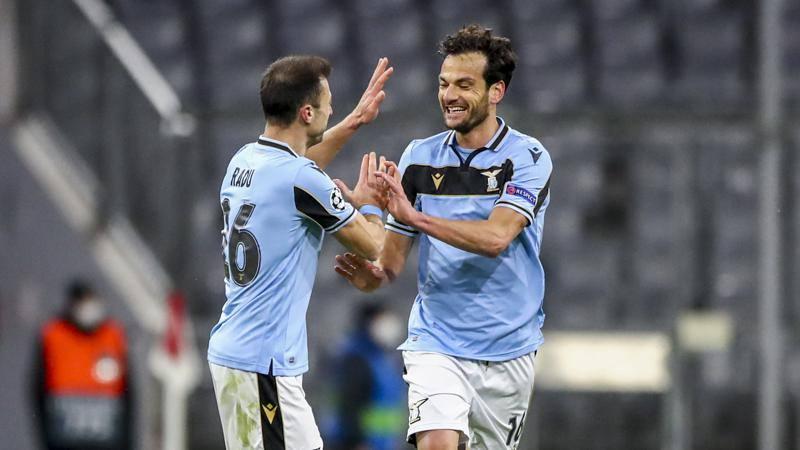 Bayern-Lazio,<br /> le pagelle: Parolo lodevole,<br /> 6,<br />5. Disastro Muriqi: 4