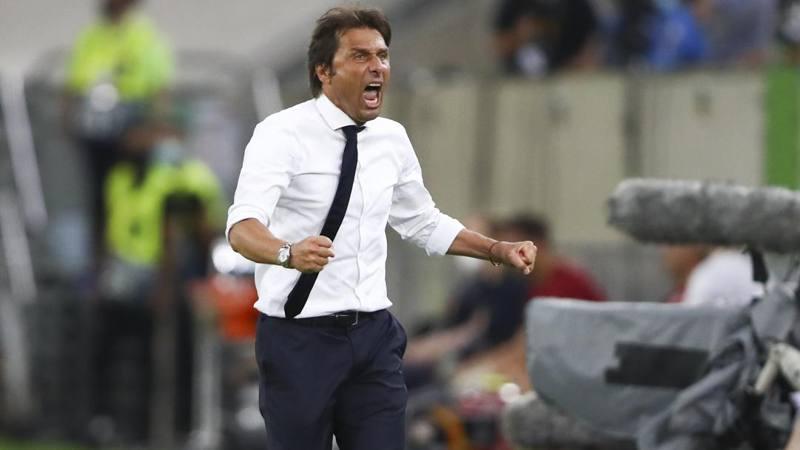 Conte: 'Mai visto un Lukaku cos�. Grande Inter, vogliamo il massimo'