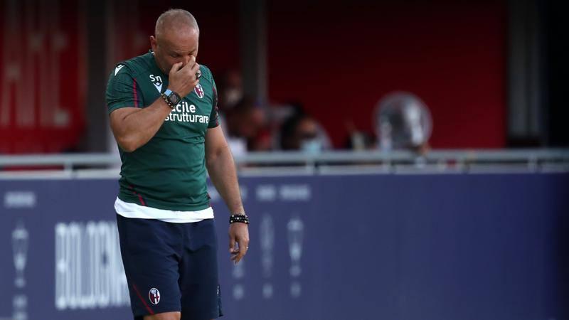 Coppa Italia,<br /> Mihajlovic: Si poteva perdere ma non cos�. Chiediamo scusa