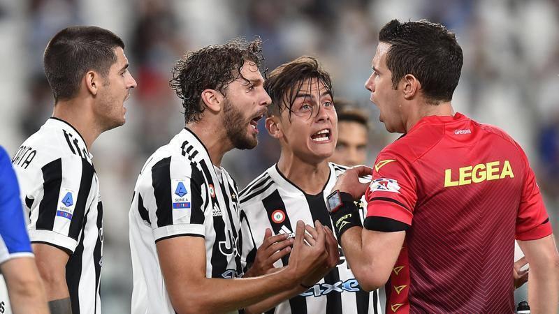 Lanalisi della conduzione arbitrale della partita tra Juventus ed Empoli