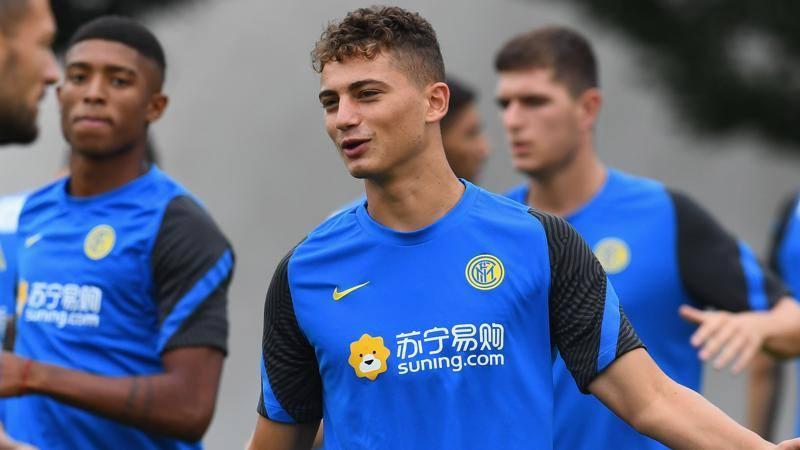 Basilea, Kaufmann Esposito Vogliamo trasformare le promesse in top player Sebastiano Esposito inizia a l
