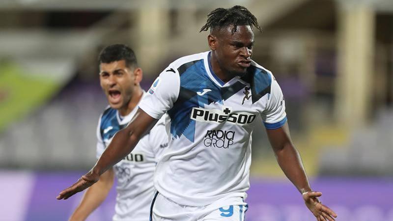 Fiorentina-Atalanta, le pagelle: Vlahovic � una sentenza, 7,5. Zapata � potenza straripante: 7
