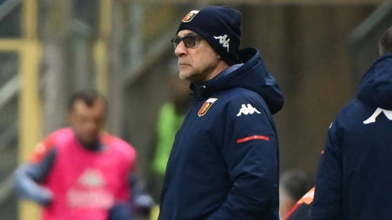 Genoa,<br /> Ballardini: Scamacca sta imparando: o partecipi al gioco o stai in panchina...